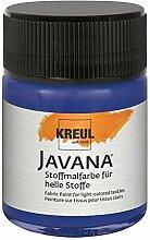 Kreul 91948 - Javana Stoffmalfarbe für helle