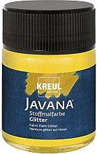 Kreul 92278 - Javana Stoffmalfarbe für helle und