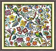 kreuzstich Kit,Handgemachte Muster-bedruckte
