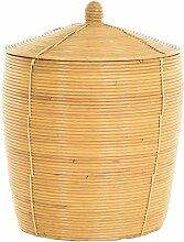 Krines Home Flechtkorb Honig Aufbewahrungskorb aus