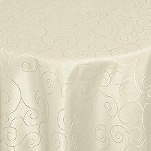 Kringel/Circle Tafeldecke Form, Größe & Farbe