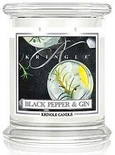 Kringle Candle Kringle Jar Medium Black Pepper &