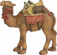 Krippenzubehör, Kamel mit Gepäck Höhe ca.