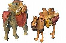Krippenzubehör Krippenstall Krippenset mit Kamel