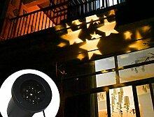 KRISMILEN Stern Projektor LED leuchten licht