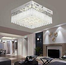 Kristall Kronleuchter Modern LED Deckenleuchte