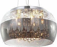Kristall LED Deckenlampe Pendelleuchte