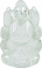 Kristall Lord Ganesha Figur Religiöse