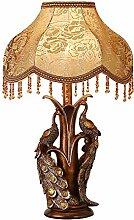 Kristall Tischlampe Nachttischlampe Schlafzimmer gemütliches Wohnzimmer moderne Nachttischlampe warme Dekoration