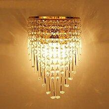 Kristall-Wandlampe-hängende Leuchte, die modernen