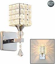Kristall Wandlampe Moderne Design Wandleuchte