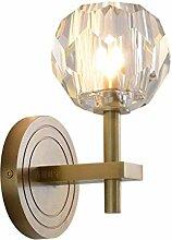 Kristall Wandlampe Wandlampe Modern Style Kristall