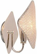 Kristall Wandleuchte Modern Design Wandlampe