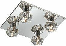 Kristallglas Deckenleuchte Wohnzimmerlampe