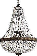 Kristallleuchter Korblüster Florence Ø60cm für
