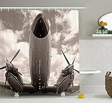 KRISTI MCCARTNEY Vintage Flugzeug Decor