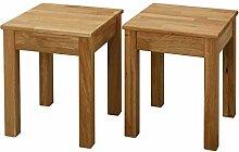 Krok Wood Tomas 2 x Esszimmer Stuhl Massivholz