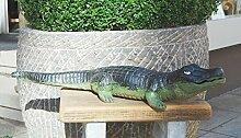 Krokodil, Gusseisen