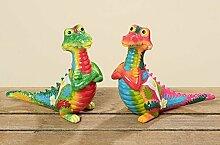 Krokodil Namik 2er-Set 16 cm (556880)
