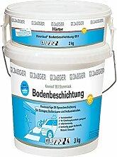Kronisol 2K - Bodenbeschichtung für Garagenböden