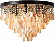 Kronleuchter American Restaurant Kristall Lampe