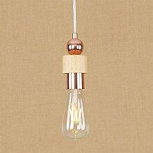 Kronleuchter-Einzelne Lampe LED Kronleuchter,