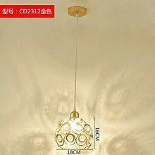 Kronleuchter Hängelampe Lampe Led Restaurant