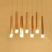 Kronleuchter HAODAMAI Deckenleuchten LED