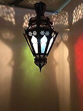 Kronleuchter Lampe Laterne Marokkanische östlichen Aluminium Ethnic Chic Boho 0933