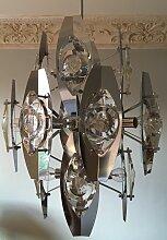 Kronleuchter mit 16 Leuchten von Gaetano Sciolari,