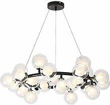Kronleuchter, Nordic Lampen, LED-Leuchten,