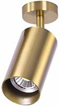 Kronleuchter Nordic Messing Gold Deckenstrahler
