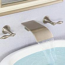 Kroos ® - Anspruchsvolle Waschtisch-Wandarmatur
