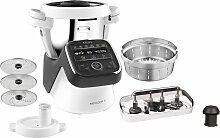 Krups Küchenmaschine mit Kochfunktion HP50A8