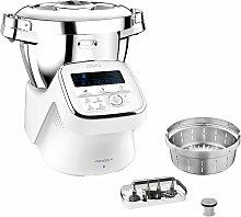 Krups Küchenmaschine mit Kochfunktion HP60A1 i