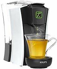 Krups YY4122FD Mini T Teekanne mit weißen Kapseln