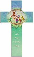 kruzifix24 Devotionalien Kinderkreuz Wir sind in