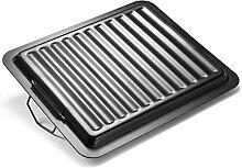 Krystallove Home Grillplatte - Carbon Steel