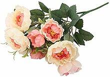 Krystallove Künstliche Kamelie, die Blume -