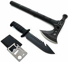 KS-11 ORIGINAL 40cm Black Tactical Kommando