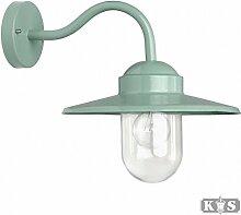 KS 7378 Hoflampe Dolce Wandleuchte, Grün