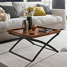 KS-Furniture Couchtisch WL5.595 63x39x63cm