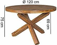 KS-Furniture Design Esszimmertisch BOHA rund Ø
