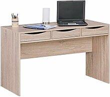 KS-Furniture Schreibtisch SAMO 120 cm Design