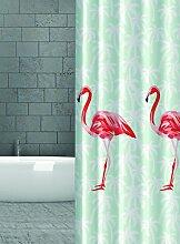 KS Handel 24 Textil Duschvorhang 240x200 cm