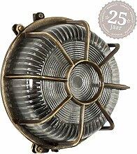 KS Nautic Schiffslampe Bering Bronze