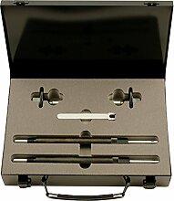KS Tools 400.0725 Alfa Romeo / Fiat - Motoreinstell-Werkzeug-Satz, 5-tlg.