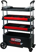 KS Tools 895.0000 BUTLER Werkzeugwagen /