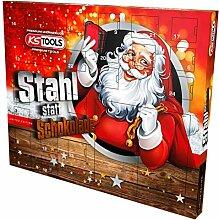KS Tools 999.6666 Adventskalender 2019 >Stahl