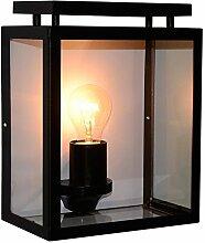 KS Verlichting Außenleuchte Flache Wandlampe
